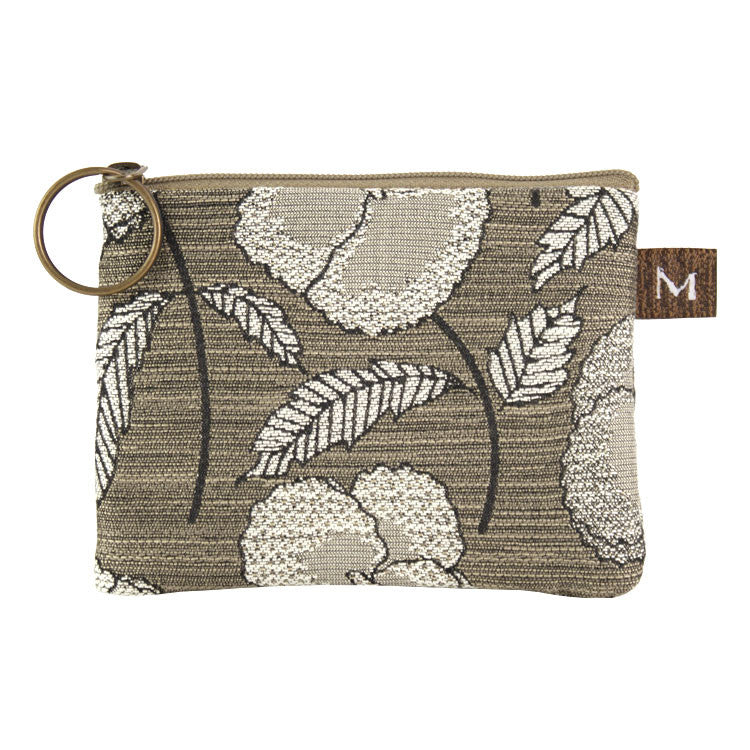 Maruca Coin Purse in Rustic Pansy