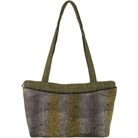 Maruca Andie Handbag in Pewter Forest