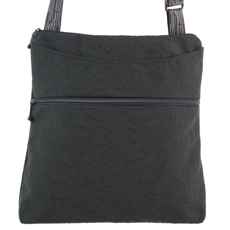 Maruca Spree Handbag in Crackle Black