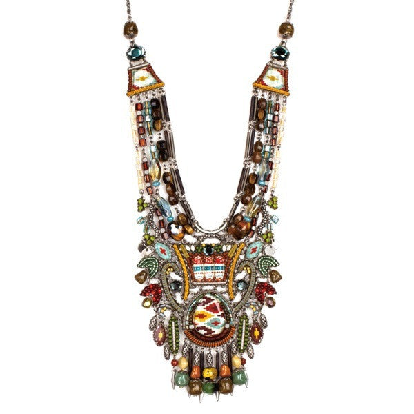 Limited Edition- Navajo Princess Classic Collection Necklace by Ayala Bar