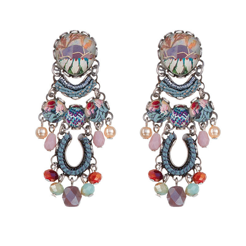 Angelonia Venus Radiance Collection Earrings by Ayala Bar