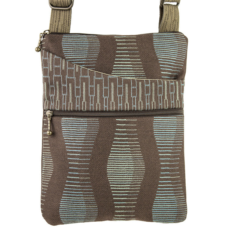 Maruca Pocket Bag in Acoustic Brown