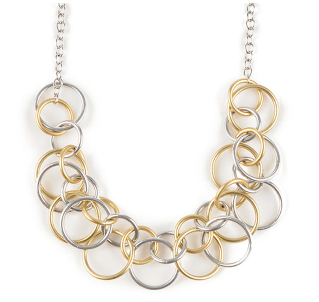 Multi Loops 22'' Necklace