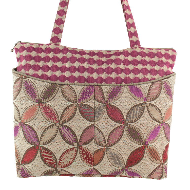 Maruca Tote Bag in Folklore