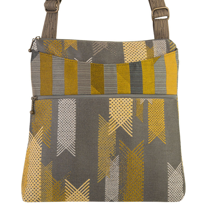 Maruca Spree Handbag in Lattice Grey