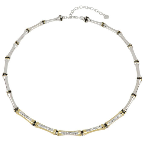 Canias 1 Row Pave Necklace by John Medeiros
