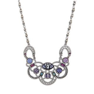 Lilac Blossom Medium Necklace