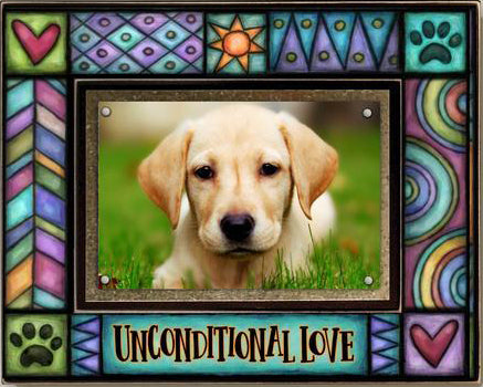Unconditional Love Large Frame