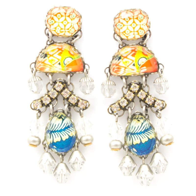 Glittering Coast Radiance Collection Earrings by Ayala Bar