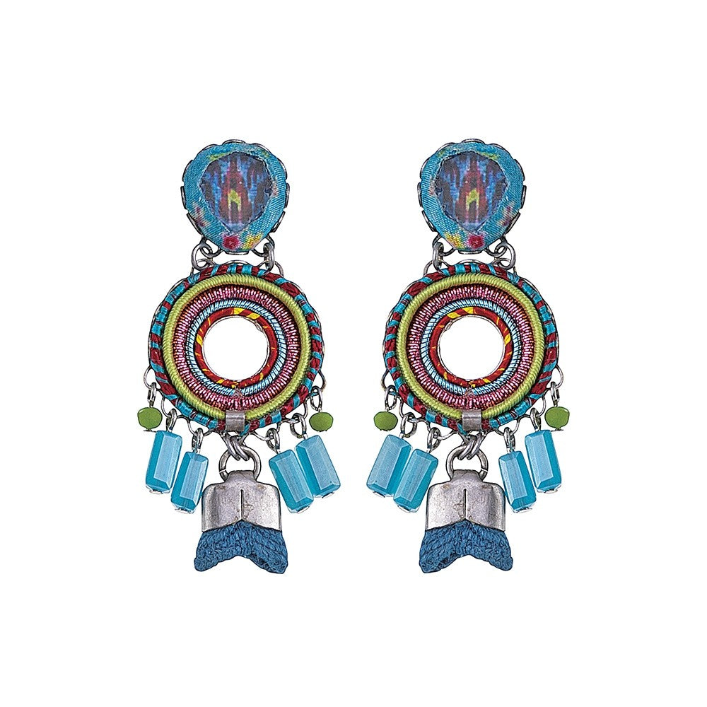 Constance Belle Earrings by Ayala Bar