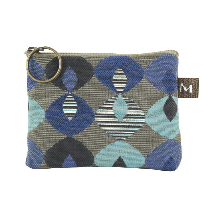 Maruca Coin Purse in Jubilee Cool