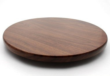 Lazy Susan in Walnut - Size 16""