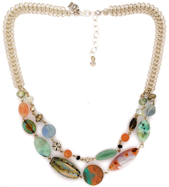 Hotlanta Necklace by Desert Heart