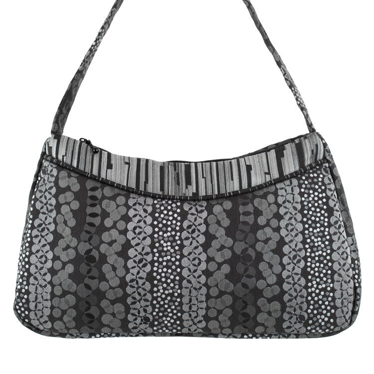 Maruca Julia Handbag in Confetti Black