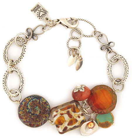 Tiger Lily Bracelet By Desert Heart