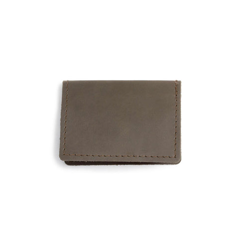 Leather Voyager Hand Sewn Wallet - Available in Multiple Colors
