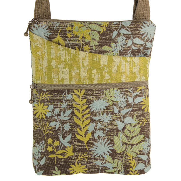 Maruca Pocket Bag in Fern Cool