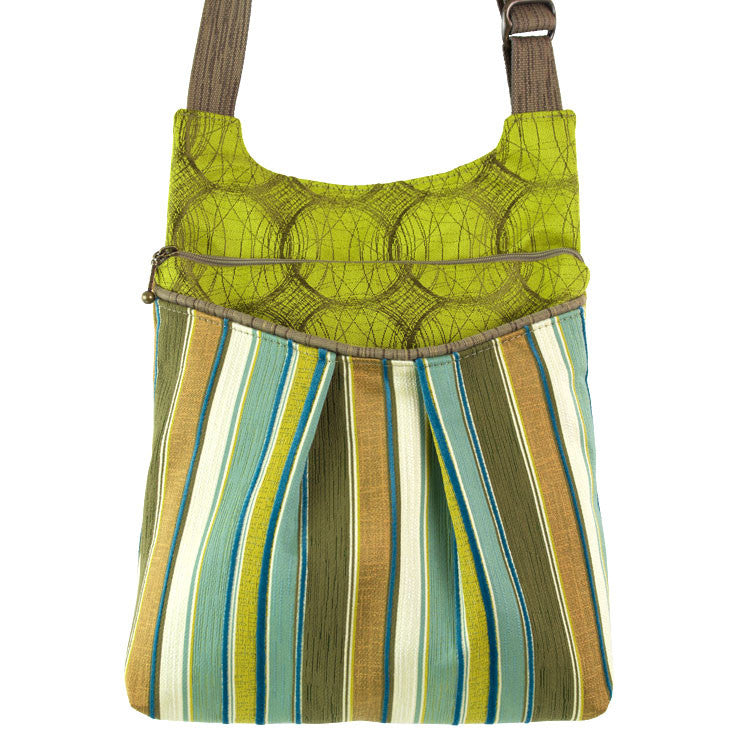 Maruca Busy Body Handbag in Mod Stripe