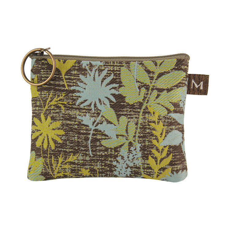 Maruca Coin Purse in Fern Cool