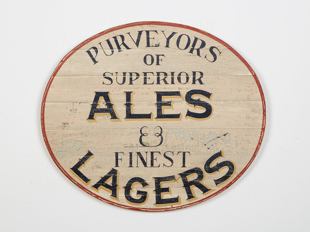 Purveyors-Superior Ales Americana Art