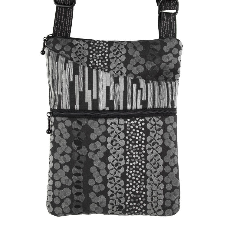 Maruca Pocket Bag in Confetti Black
