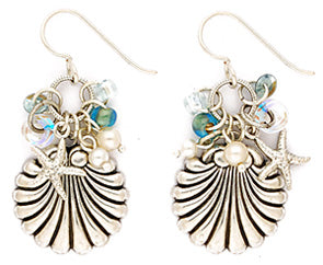 Beach I'm All Ears Earrings by Desert Heart