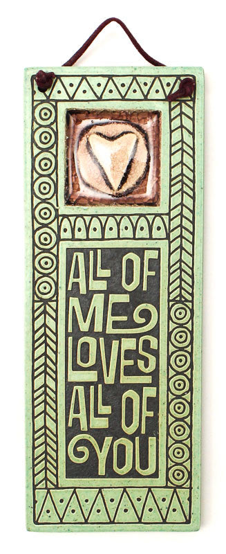 All of Me Glass and Ceramic Tile