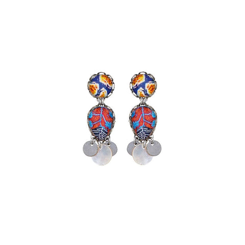 Afro-Desia Myrah Earrings by Ayala Bar