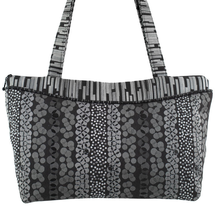 Maruca Andie Handbag in Confetti Black