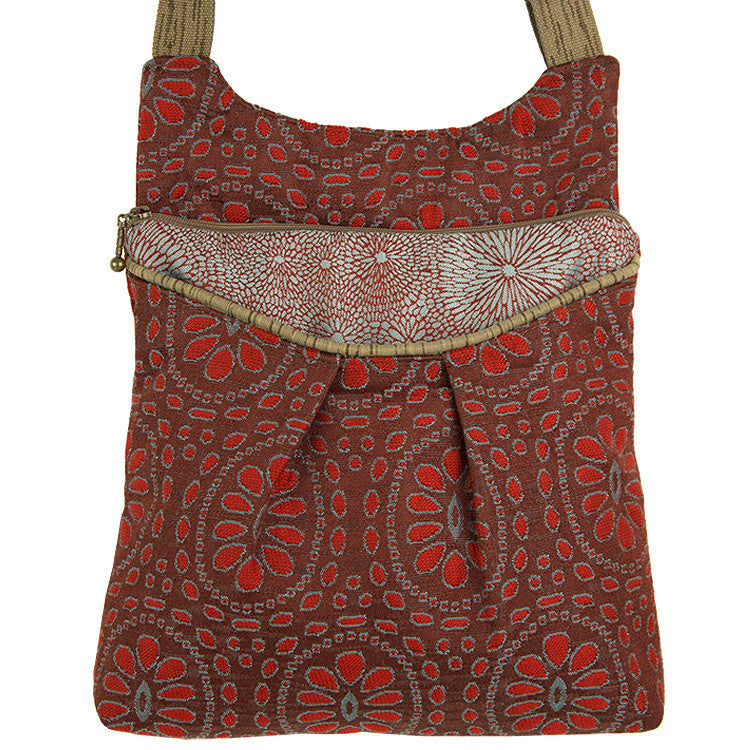 Maruca Busy Body Handbag in Sari Red
