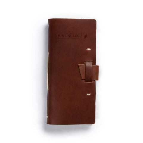Leather Hunting Log - Available in Multiple Colors