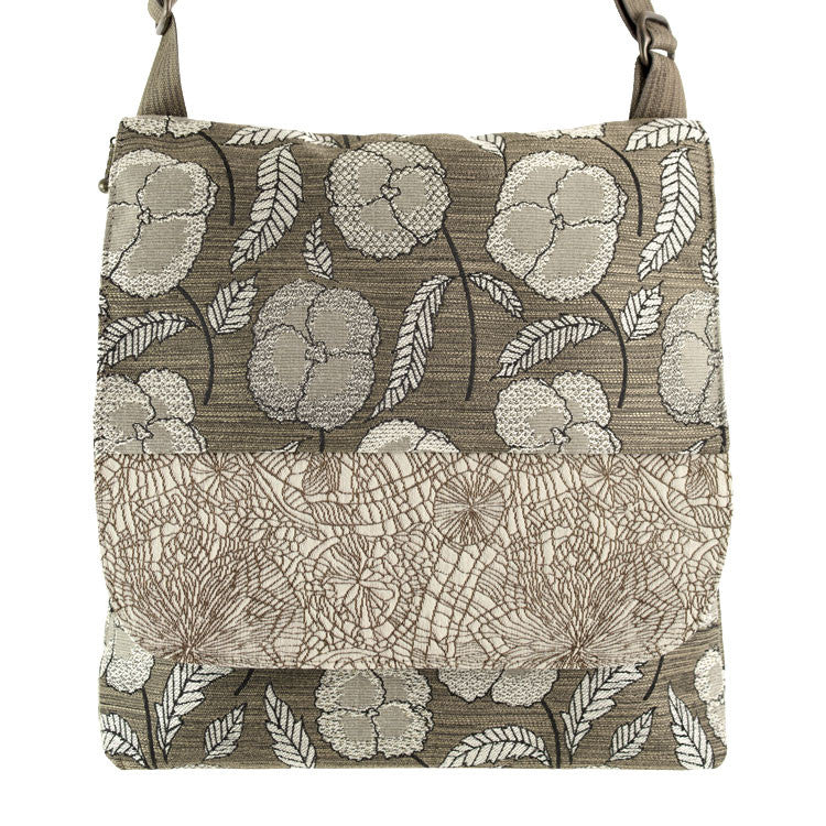 Maruca Johnny Bag in Rustic Pansy