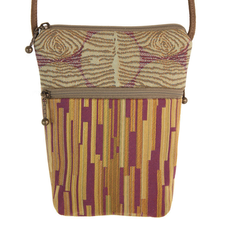 Maruca Sprout Handbag in Boxcar Plum