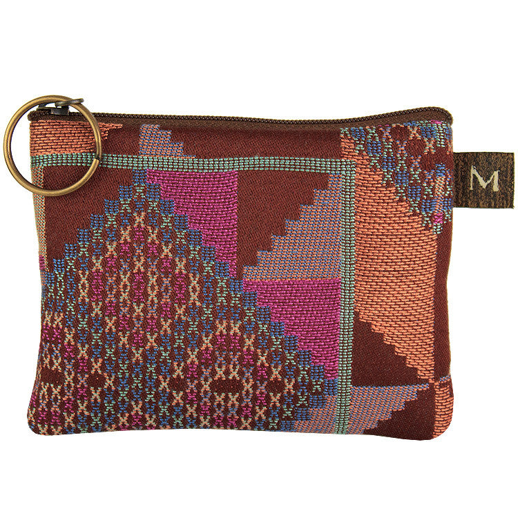 Maruca Coin Purse in Quilt Gem