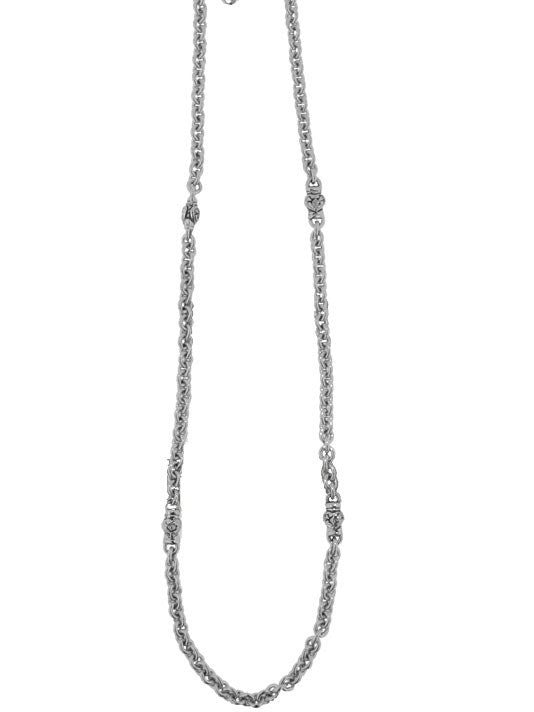 18'' Small Link Chain Necklace by John Medeiros