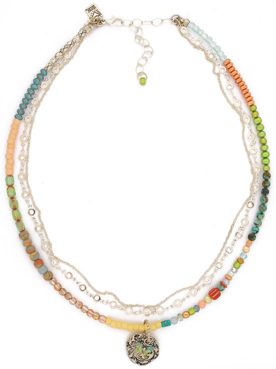 Sanibel Island Necklace by Desert Heart