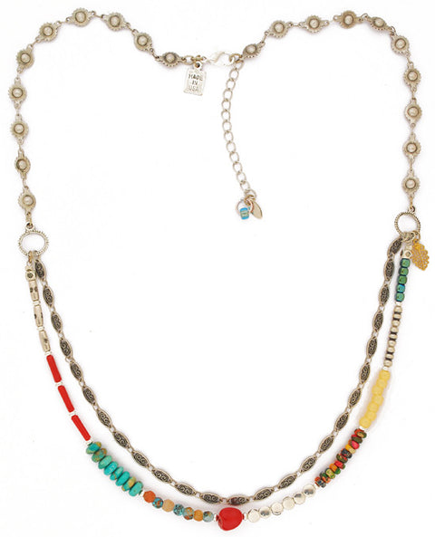 Dance of the Sun B Necklace by Desert Heart