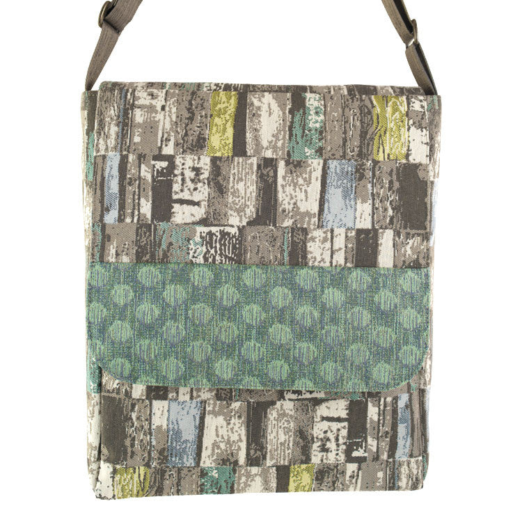 Maruca Rail Bag in Planks