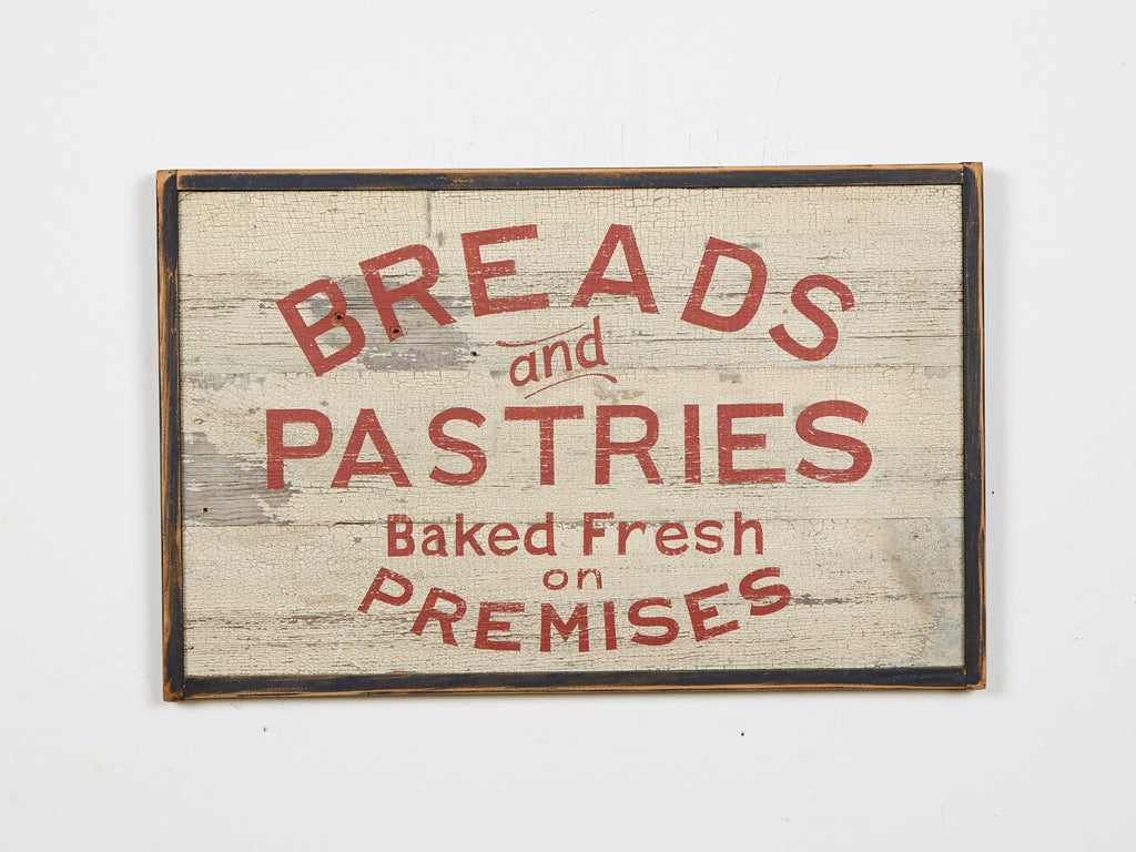 Breads and Pastries Americana Art