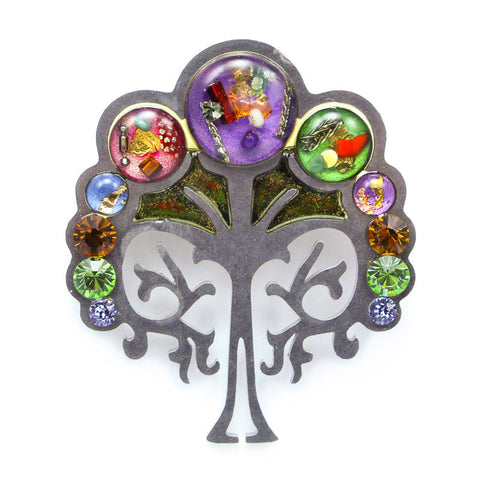 Budding Tree of Life Pin