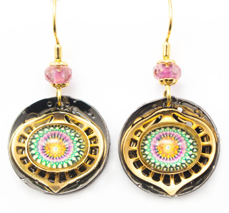 Pink Make A Wish Earrings by Wanna Buy A Watch?