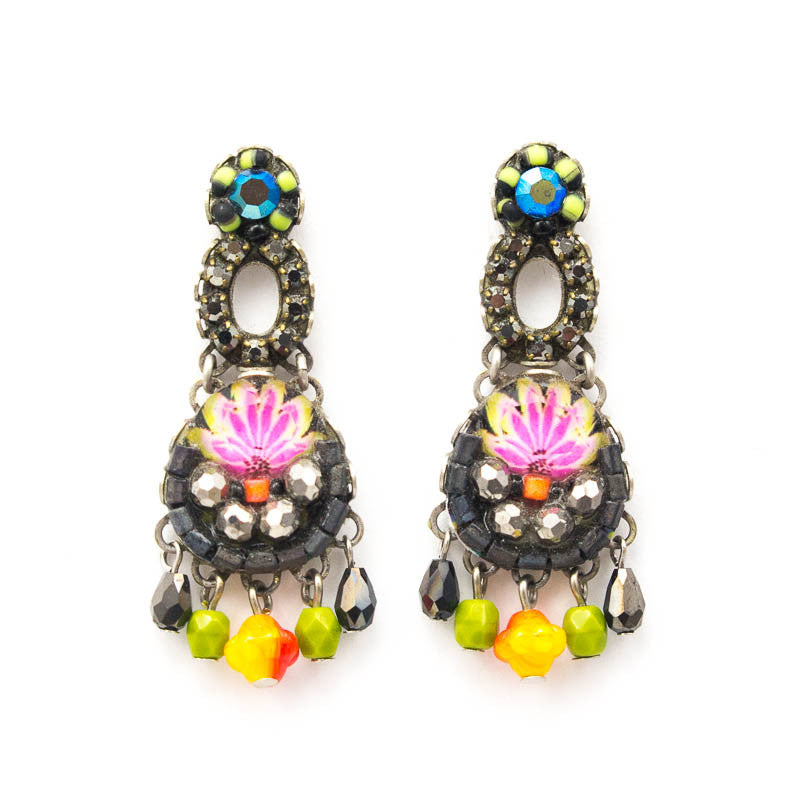 Rave Long Classic Collection Earrings by Ayala Bar