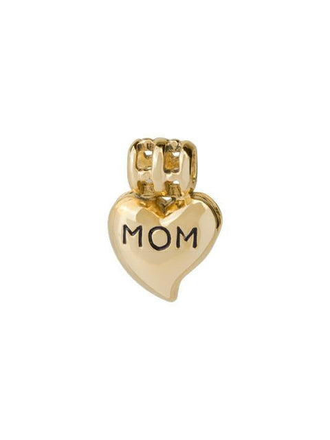 Mom Heart Charm by John Medeiros