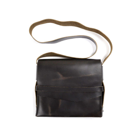 Leather Scout Satchel - Available in Multiple Colors