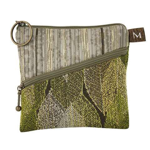 Maruca Roo Pouch in Fusion Leaf Green