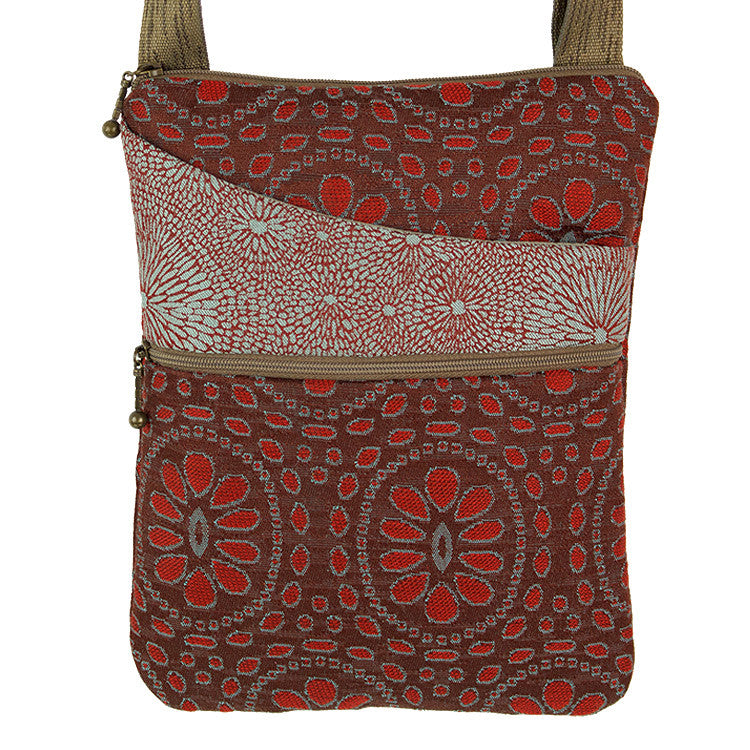 Maruca Pocket Bag in Sari Red