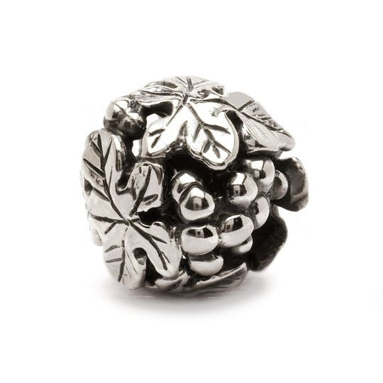 Wine Harvest, Silver by Trollbeads