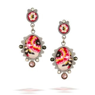 Romance Flower Earrings