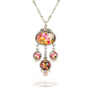 Romance Flower Necklace