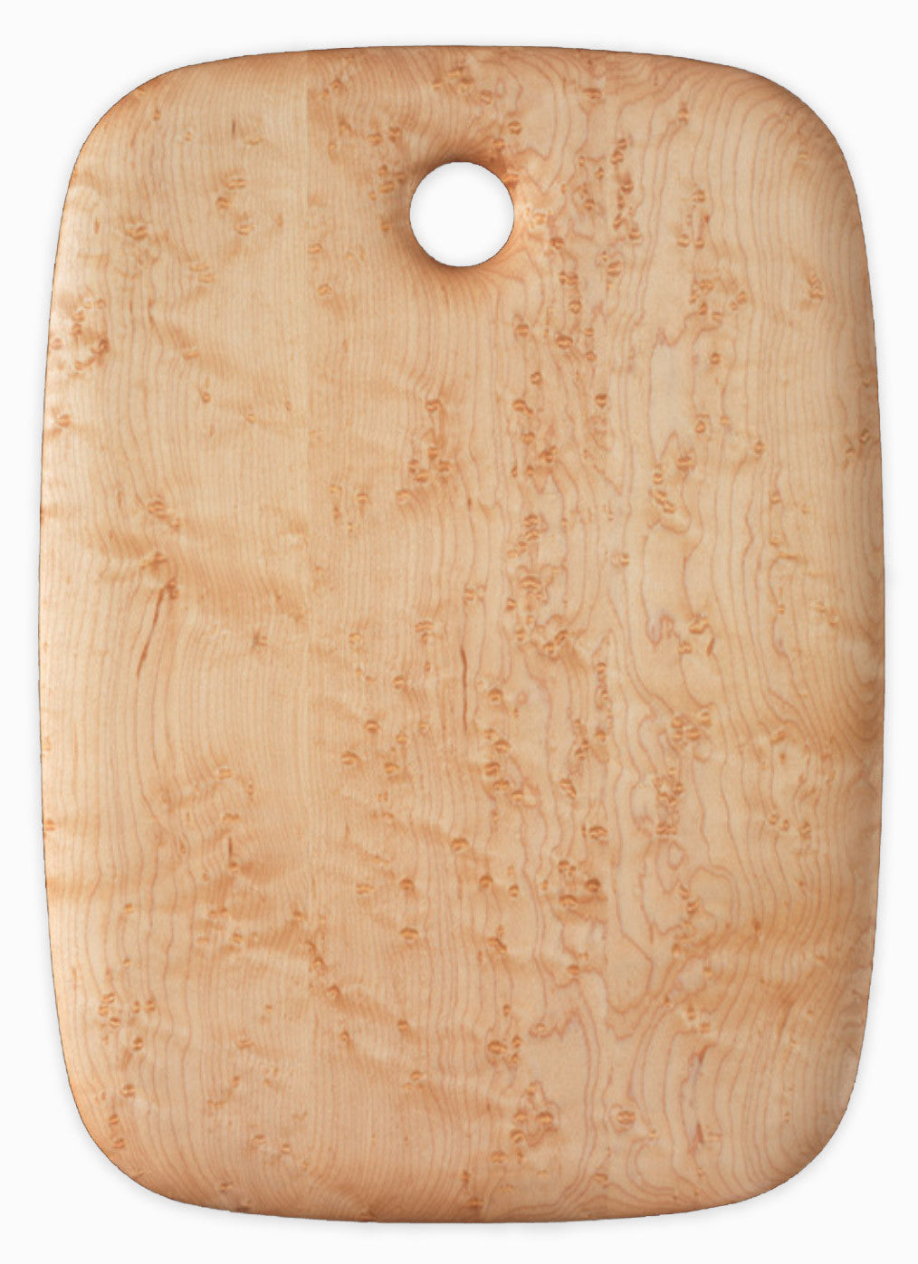 Bird's Eye Maple Breadboard - 11 inches x 15.5 inches